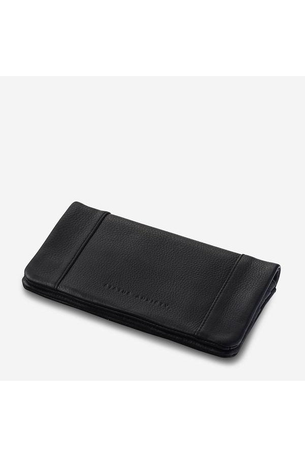 Some Type of Love Wallet-Black