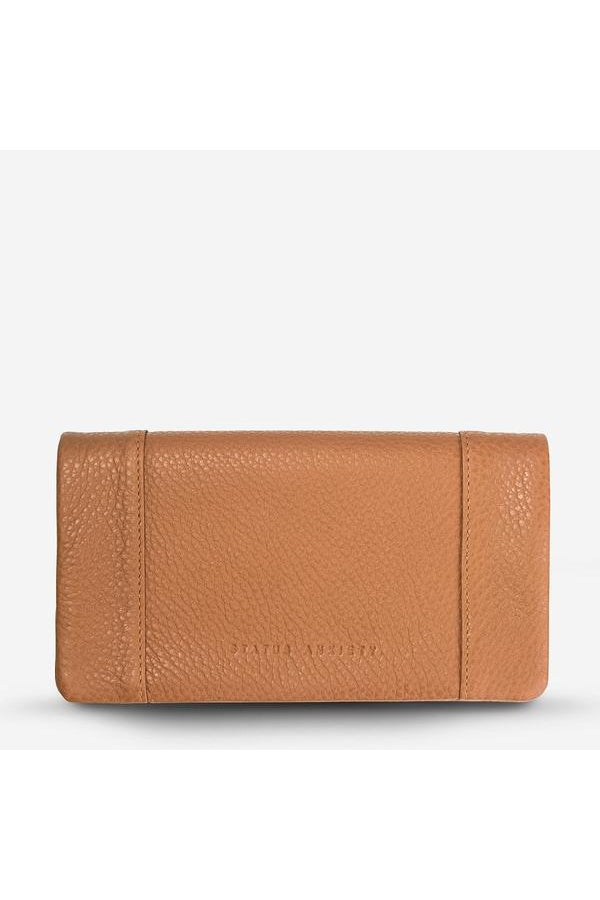 Some Type of Love Wallet-Tan