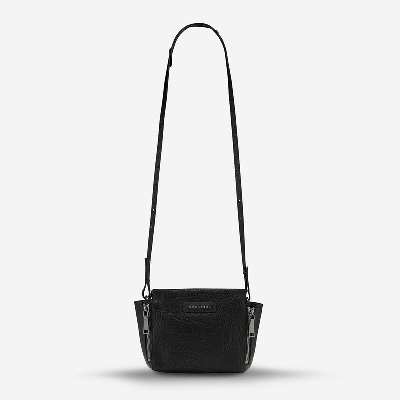 Ascendants Bag - Black Pebble