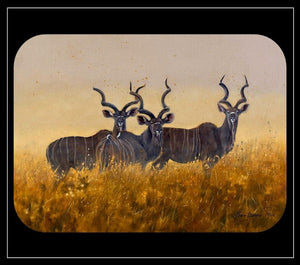 Kudu Kings Placemat - Country Matters