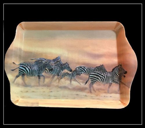 Dust and Stripes Trinket Tray - Country Matters