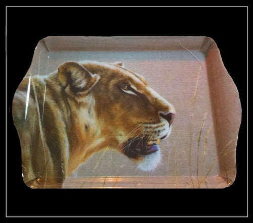 Lioness Trinket Tray - Country Matters