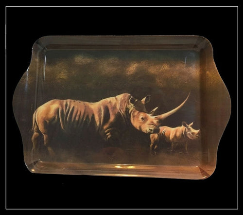 Otoro and Calf Trinket Tray - Country Matters