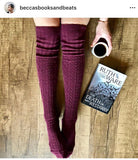 Cozy House Socks, Housewarming Gift, New Home Apartment Moving Condo Trending Gift Ideas, Warm Slipper Socks for Her, Fall Birthday Gift