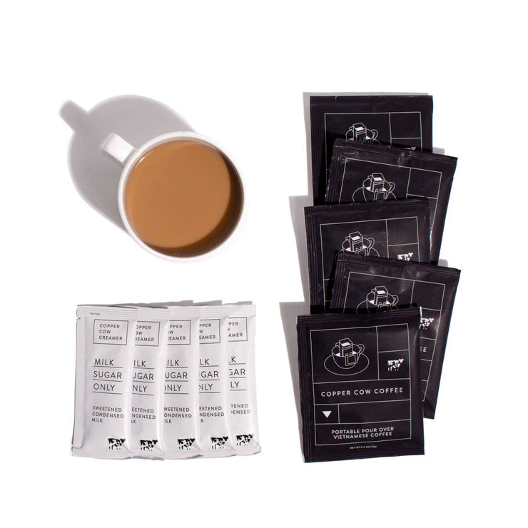Coffee + Cream 5 Pack