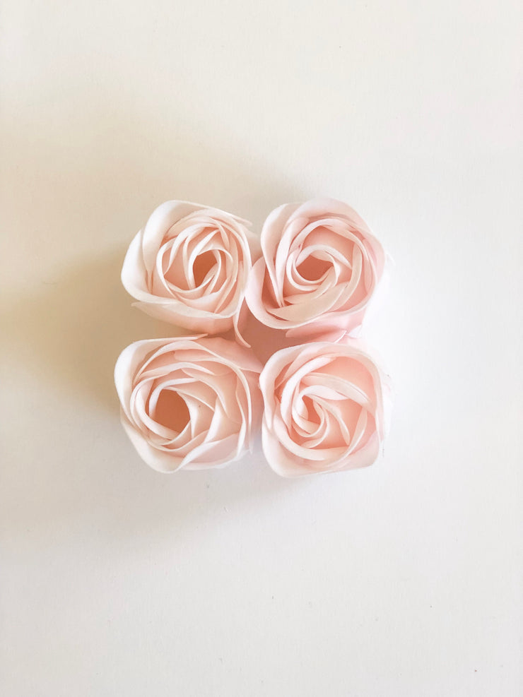 Rose Soap Set