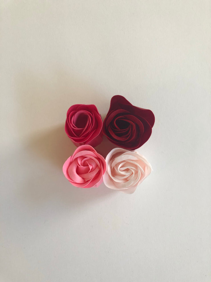 Ombré Rose Soap Set