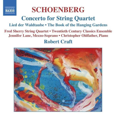 Robert Craft Collection: Arnold Schönberg - Concerto u. a. (CD)