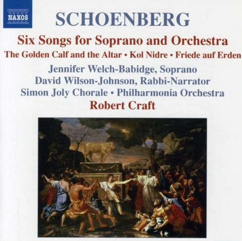 Robert Craft Collection: Kol Nidre, Friede auf Erden u. a. (CD)