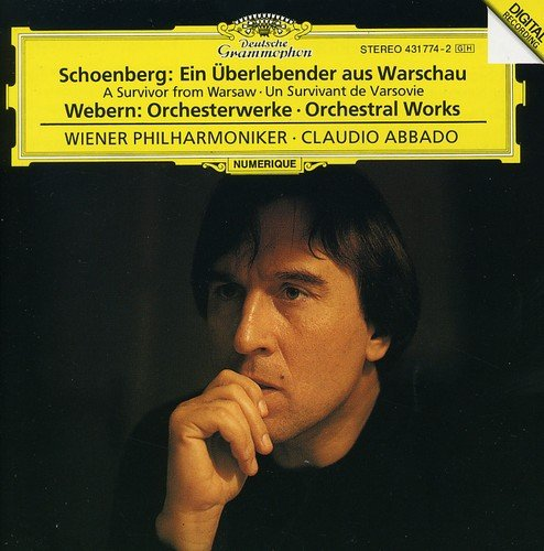 Claudio Abbado: A Survivor from Warsaw & other (CD)