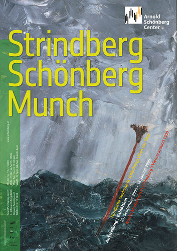 Poster »Strindberg: High Seas«