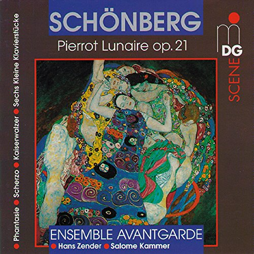 Ensemble Avantgarde: Pierrot Lunaire op. 21, op. 19. u. a. (CD)