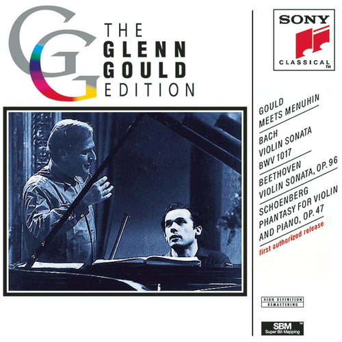 Gould meets Menuhin - The Glenn Gould Edition (CD)