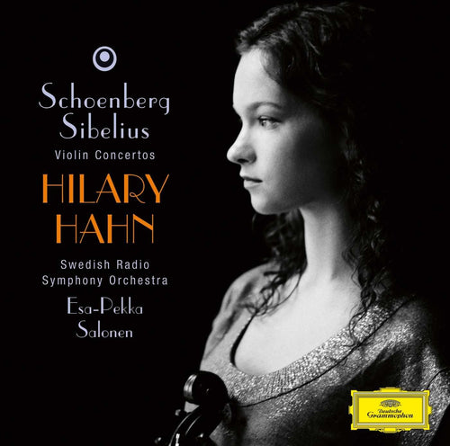 Hilary Hahn plays Schönberg and Sibelius (CD)