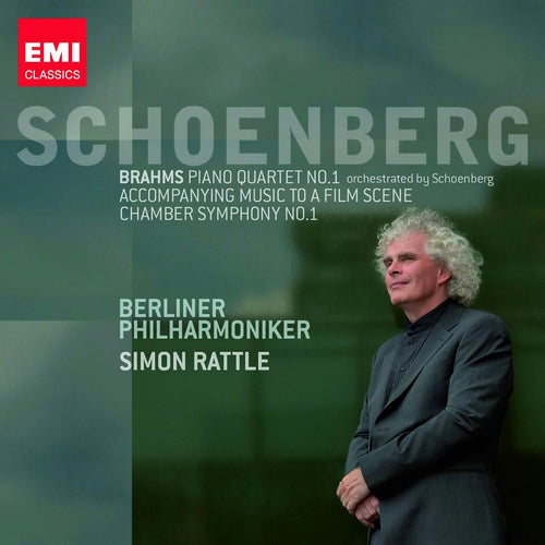 Simon Rattle and Berliner Philharmoniker (CD)