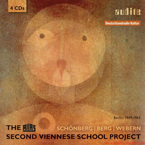 Second Viennese School Project (4x CD)