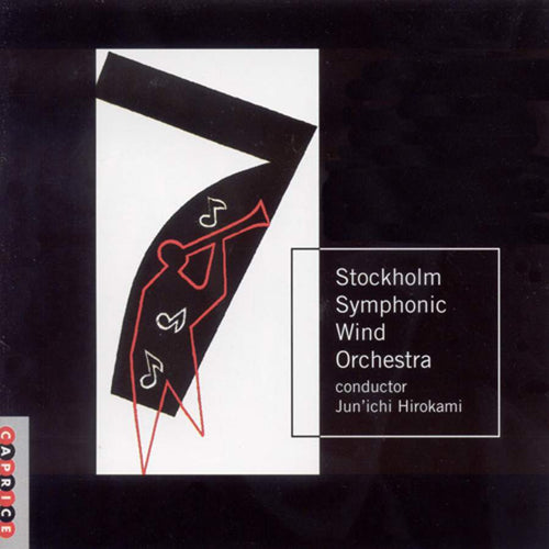 Stockholm Symphonic Wind Orchestra: Variations op. 43a (CD)