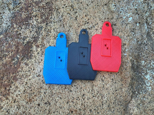 Range Panda Flexible Tags