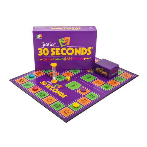 30 Seconds Junior - board game - 30 Seconds - Dice and Counters