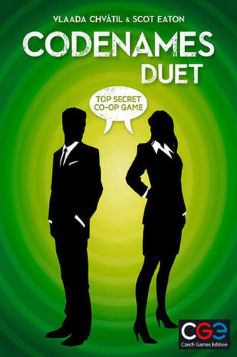Codenames Duet-board game-Czech Games Edition-Dice and Counters