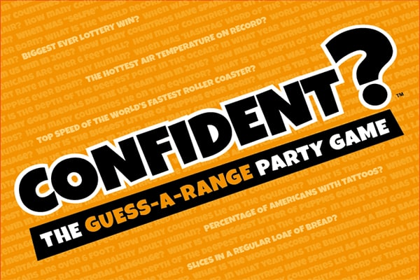 Confident? UK Edition-board game-Confident Games-Dice and Counters