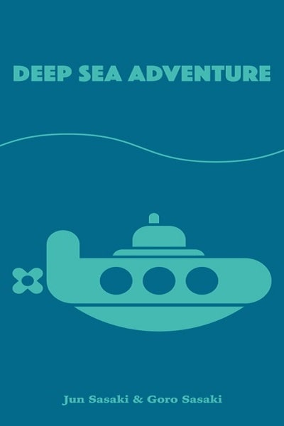 Deep Sea Adventure - board game - Oink Games - Dice and Counters