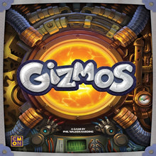 Load image into Gallery viewer, Gizmos - board game - CMON - Dice and Counters