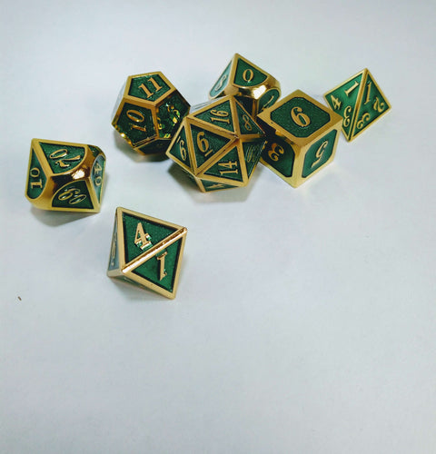 Irish Royalty Dice Set - Dice - Dice and Counters - Dice and Counters