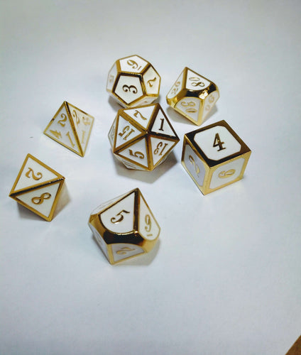 Holy Rollers Dice Set-Dice-Dice and Counters-Dice and Counters