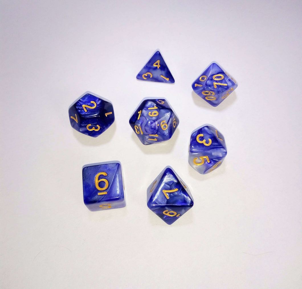 Gotta Go Fast Dice Set-Dice-Dice and Counters-Dice and Counters