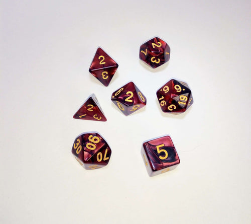 The Right Hand Of Doom Dice set-Dice-Dice and Counters-Dice and Counters