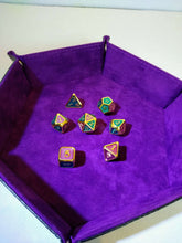 Load image into Gallery viewer, Her Majesty's Jester Dice Set