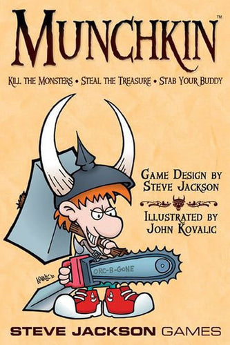 Munchkin-board game-Steve Jackson Games-Dice and Counters
