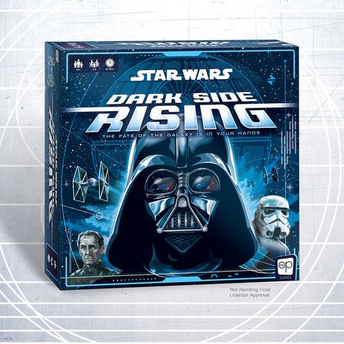 Star Wars Dark Side Rising-board game-The OP-Dice and Counters