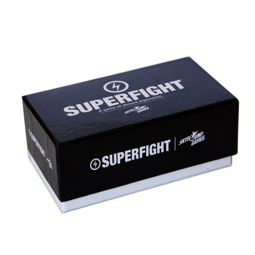 Superfight - board game - Skybound Games - Dice and Counters