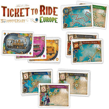 Load image into Gallery viewer, Ticket To ride 15th Anniversary Edition PREORDER-Pre-orders-Days of Wonder-Dice and Counters