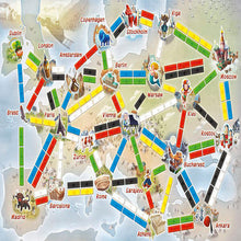 Load image into Gallery viewer, Ticket To Ride First Journey Europe-board game-Days of Wonder-Dice and Counters
