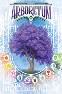 Arboretum - board game - Renegade Games - Dice and Counters