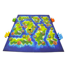 Load image into Gallery viewer, Blue Lagoon - board game - Blue Orange Games - Dice and Counters