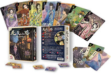 Load image into Gallery viewer, Hanamikoji-board game-Emperor S4-Dice and Counters