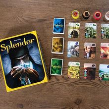 Load image into Gallery viewer, Splendor-board game-Space Cowboys-Dice and Counters