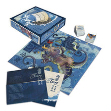 Load image into Gallery viewer, Tsuro Of The Seas-board game-Calliope Games-Dice and Counters