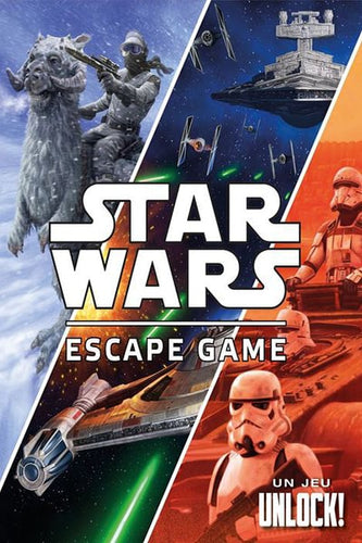 Unlock Star Wars Escape Game-board game-Space Cowboys-Dice and Counters