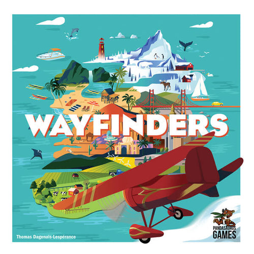 Wayfinders-board game-Renegade Games-Dice and Counters