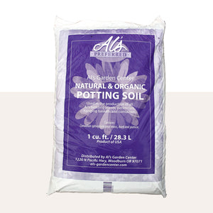 Potting Soil - Al's Brand 1 CF Bag