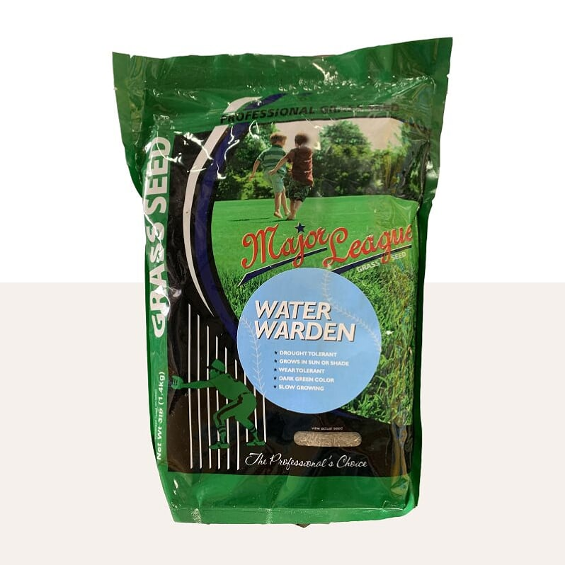 Major League Grass Seed Water Warden