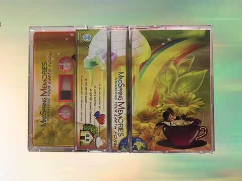 MindSpring Memories - Remembering Your Earth Form - Cassette