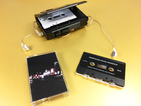 Nostalgia Plus & Global Worldwide - Nonstop | High End - Cassette