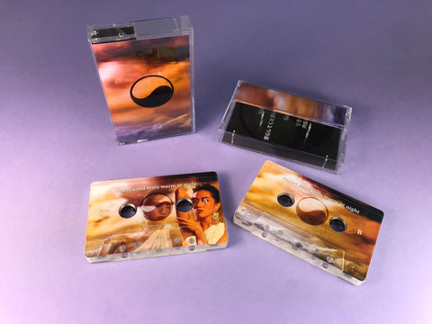 desert sand feels warm at night - ☯ - Cassette
