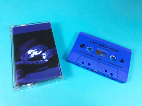 Mitch Porsche - You Will Be Alone - Cassette